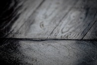 wood, black-and-white, dark