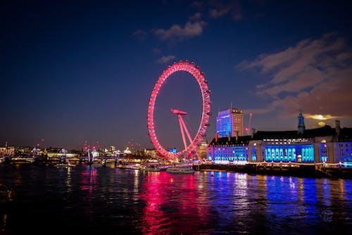 Gratis stockfoto met london eye