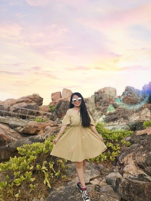 Foto d'estoc gratuïta de alba, bellesa a la natura, capvespre, fora