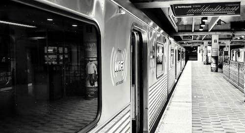Imagine de stoc gratuită din antrena, deosebit, metrou, Miami