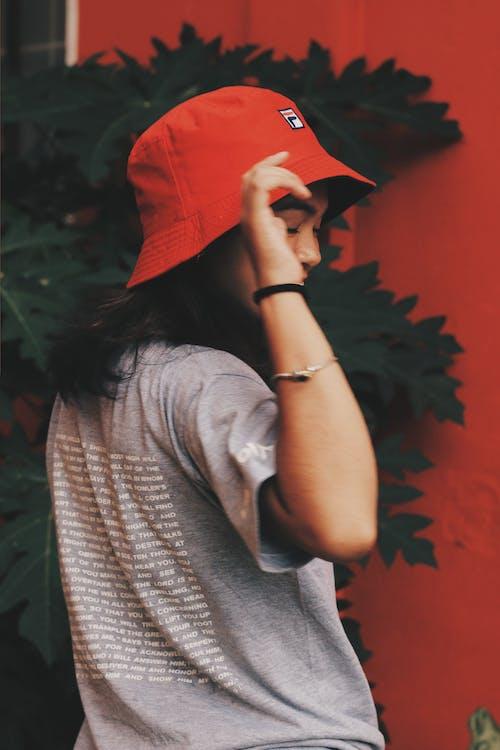 Free stock photo of Fila, red, redandgreen, unafraid