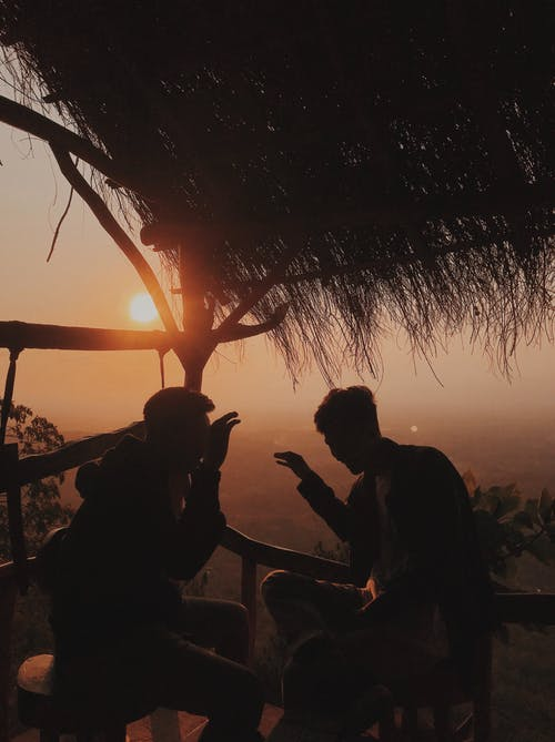 Photos gratuites de coucher de soleil, destination de voyage, silhouette, voyager