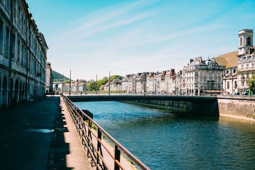 シティ, ビジネス, ファイナンス, ブリッジの無料の写真素材