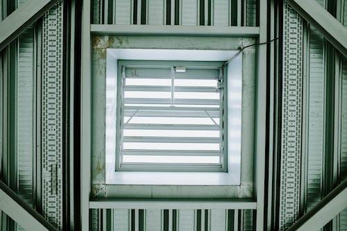 Ingyenes stockfotó ablak, acél, ajtó, design témában