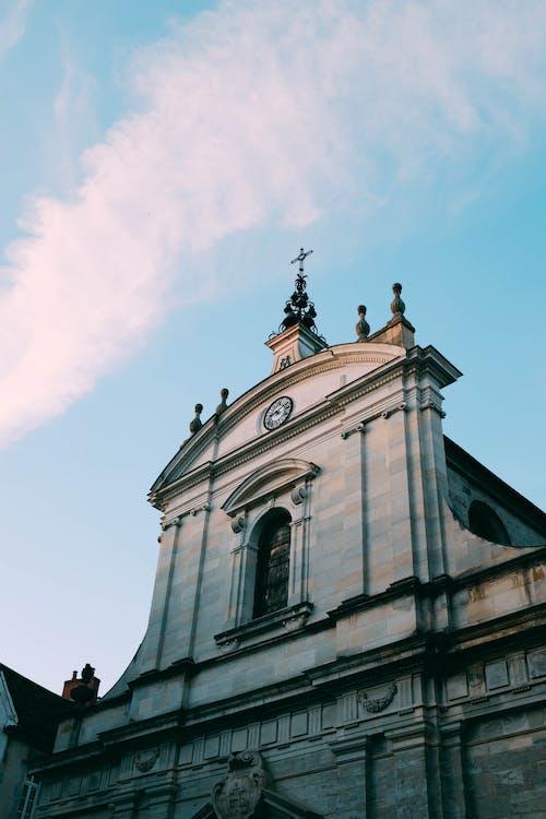 antico, architettura, casa di culto