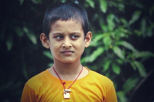 potrait, 印度男孩, 嬰兒 的 免费素材照片