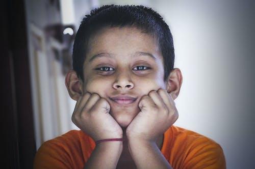 potrait, 印度人, 嬰兒 的 免费素材照片
