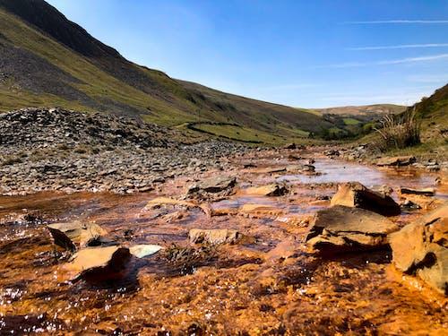 Darmowe zdjęcie z galerii z brytania, ellanvalley, góry, kamienie
