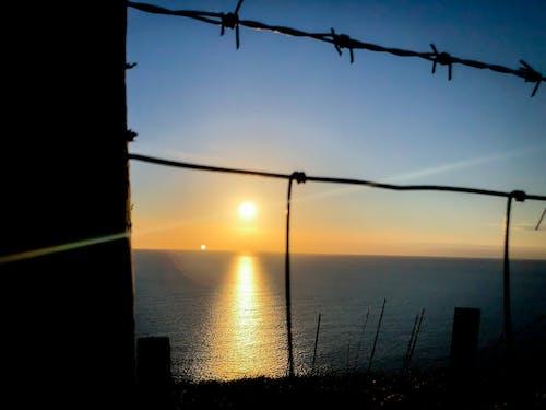 Darmowe zdjęcie z galerii z aberystwyth, brytania, fechtować, morze