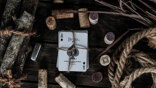 Free stock photo of photograpgy, playing card, product photography