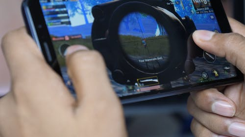 Free stock photo of gaming, mobile gaming, pubg