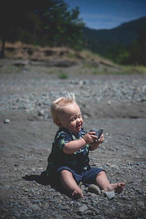 Δωρεάν στοκ φωτογραφιών με αναψυχή, βρέφος, διασκέδαση, μικρό παιδί