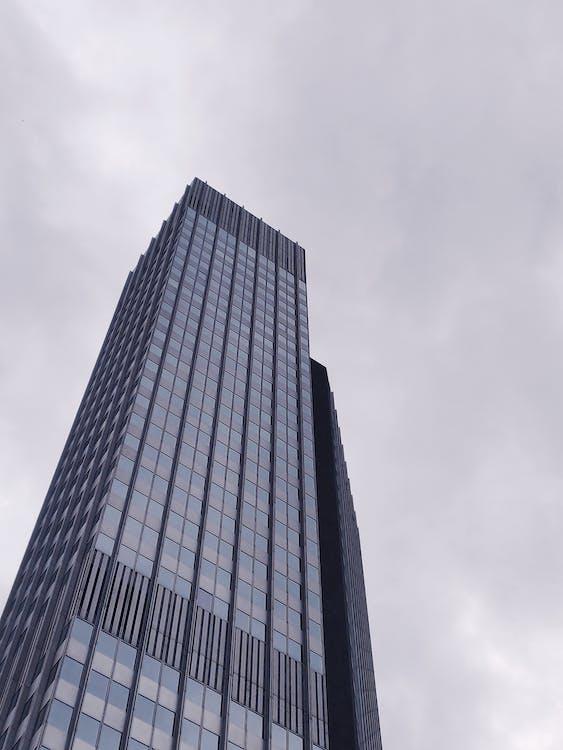 arquitectura, contemporani, edifici