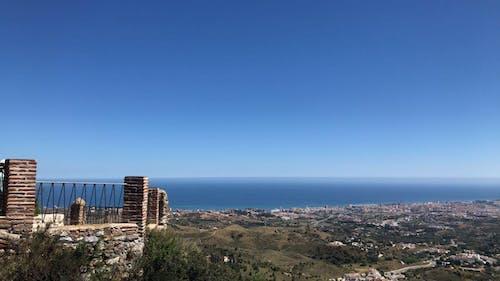 Free stock photo of beautiful, high, nature, sea
