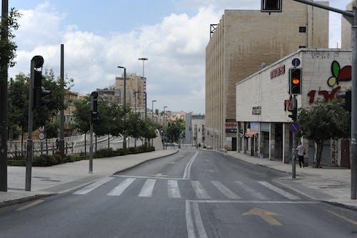 Foto d'estoc gratuïta de buit, carrer, carretera, cotxes