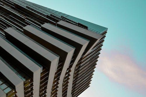 คลังภาพถ่ายฟรี ของ ท้องฟ้า, สีน้ำเงิน, อาคาร