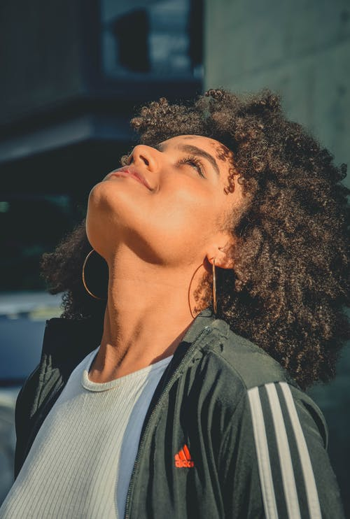 Free stock photo of afro hair, beautiful, brazilian woman, cool