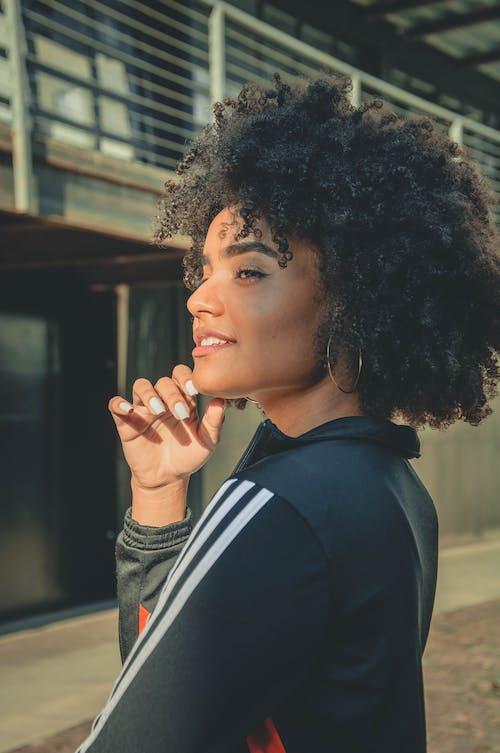 คลังภาพถ่ายฟรี ของ คน, นางแบบ, ผู้หญิง, ผู้หญิงอเมริกันแอฟริกัน