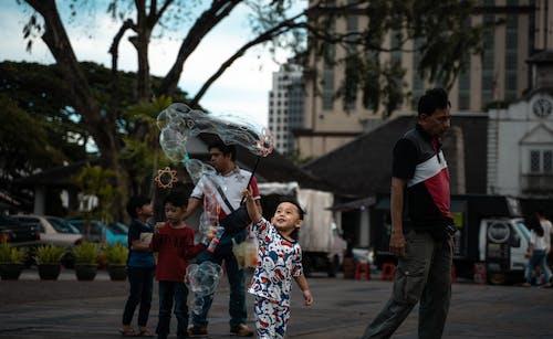 Foto d'estoc gratuïta de nens