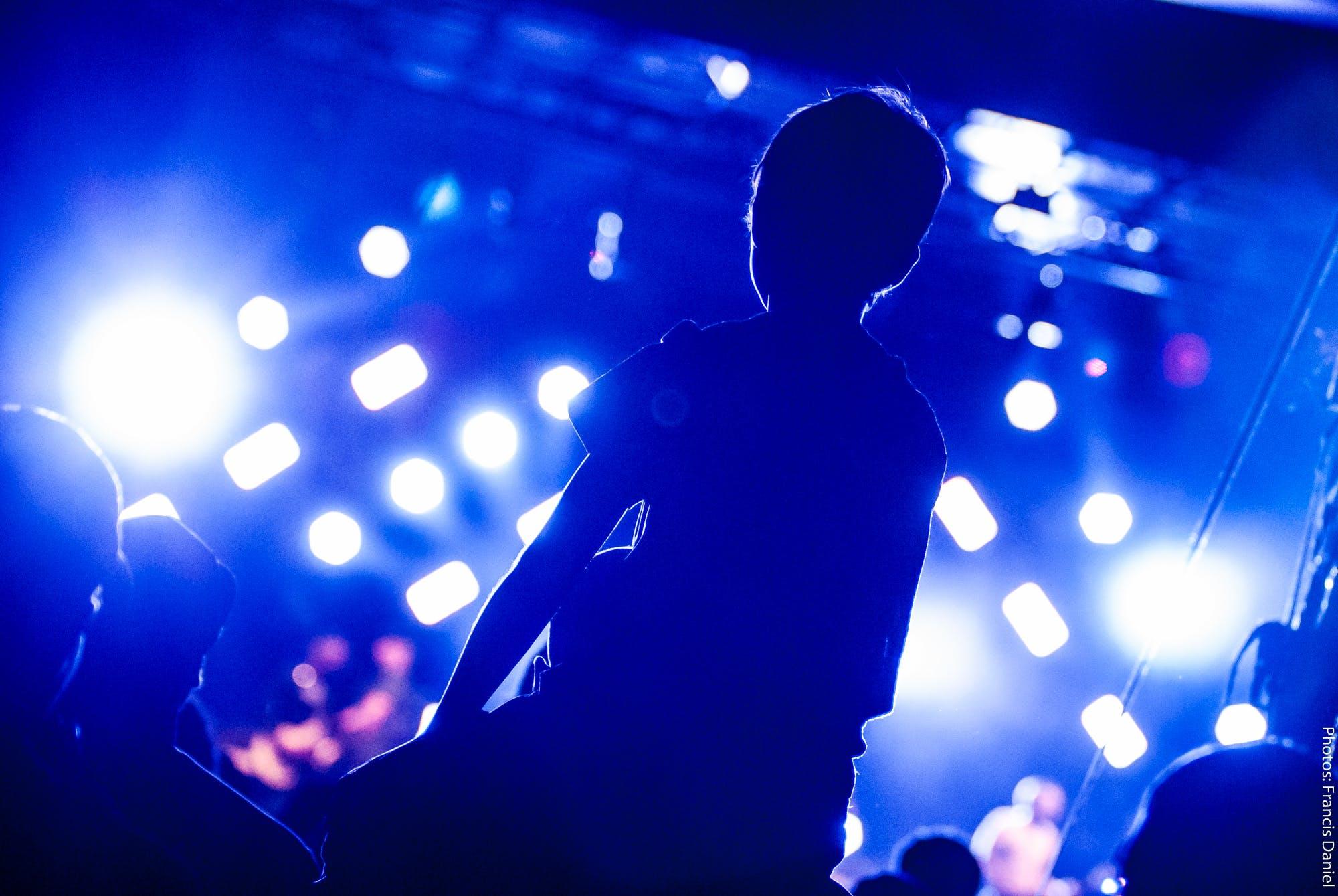 Kostenloses Stock Foto zu mann, menschen, beleuchtung, festival