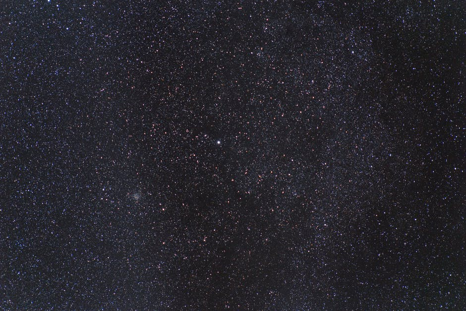 Full Frame Shot of Star Field at Night · Free Stock Photo