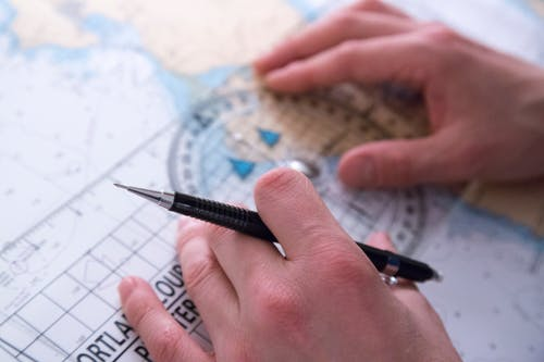 calulations, 地圖, 學習 的 免费素材图片