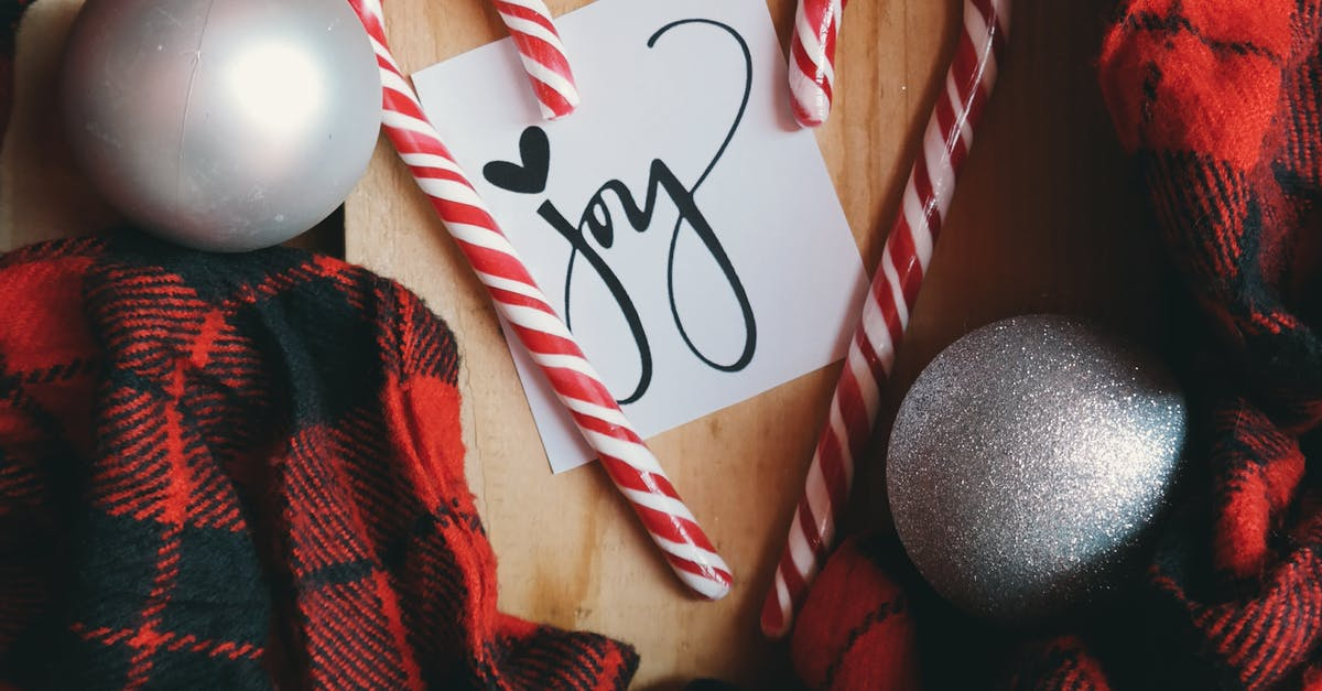 Free stock photo of ball, candy cane, christmas
