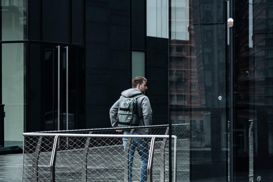 人, 城市, 建築