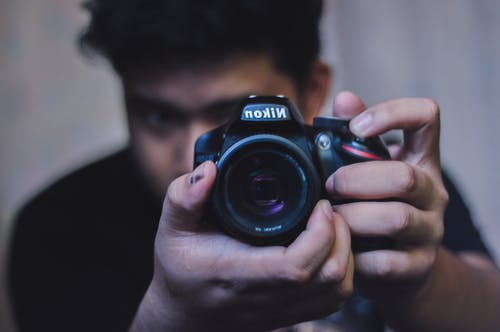 Free stock photo of nikon
