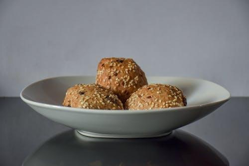 Gratis lagerfoto af brunt brød, brød, close-up, delikat