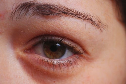 Free stock photo of eye, face, friend, hazel eyes