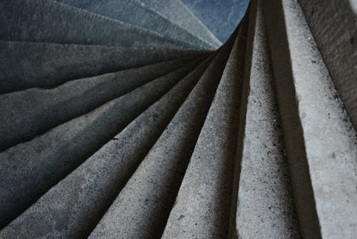 Free stock photo of spiral staircase, stairs, steps