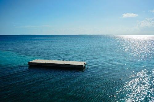 Free stock photo of blue water, dock, ocean, pier