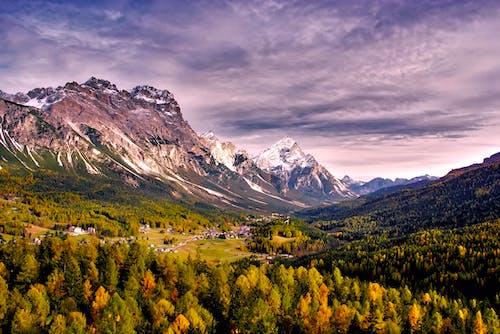 Základová fotografie zdarma na téma hory, malebný, pohoří, příroda