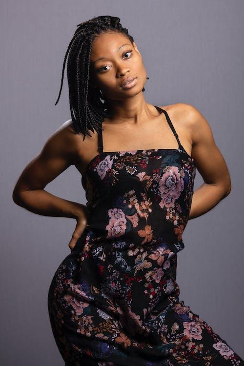 afričanka, afroameričanka, černoška