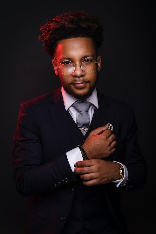 Δωρεάν στοκ φωτογραφιών με άνδρας, ανδρικά ενδύματα, άντρας από αφρική, αφροαμερικανός άντρας