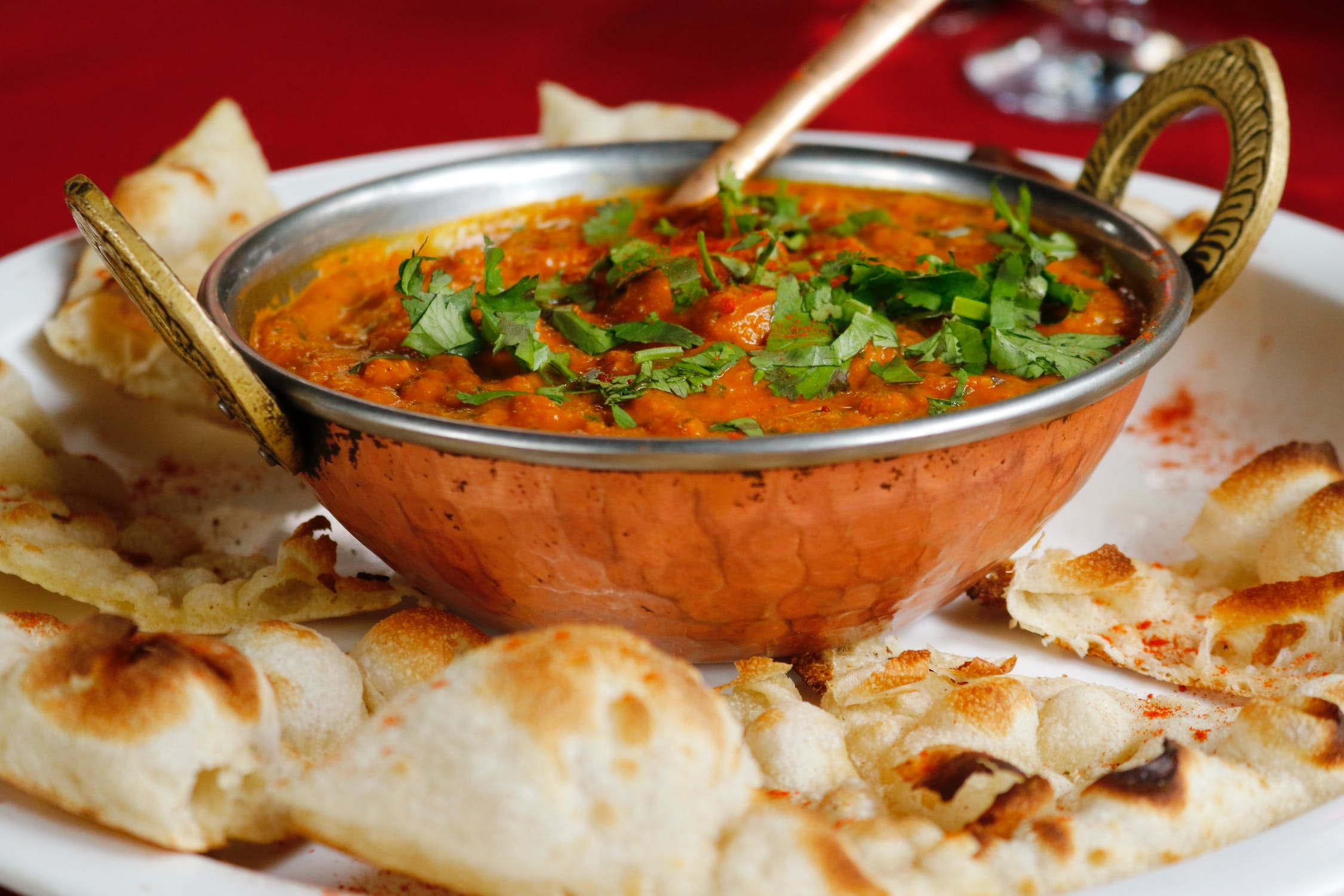 Indian Food Photo by Marvin Ozz from Pexels