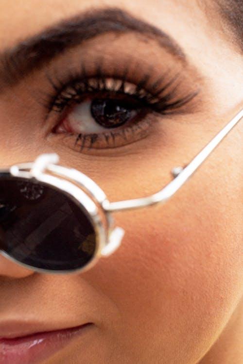 Foto d'estoc gratuïta de buscant, cella, globus ocular, iris