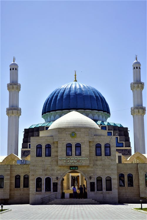 Photo of Mosque During Daytime