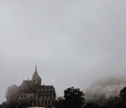Fotobanka sbezplatnými fotkami na tému foggy krajina, hmlisté ráno, tamdaovietnam, Vietnam