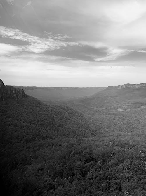 Ảnh lưu trữ miễn phí về du lịch, núi xanh