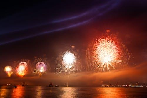 Gratis stockfoto met brand, explosie, feest, feesten
