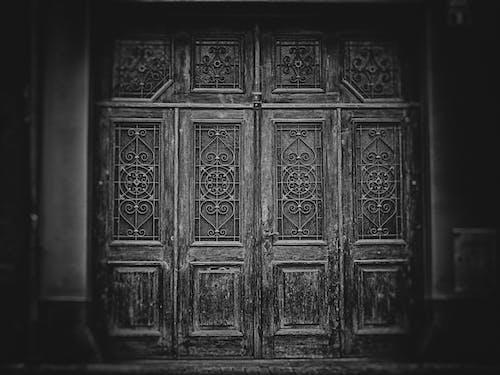 Ingyenes stockfotó ajtó, antik, bejárat, design témában