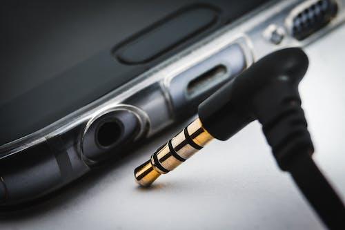 Darmowe zdjęcie z galerii z audio, gadżet, kabel, kontakt
