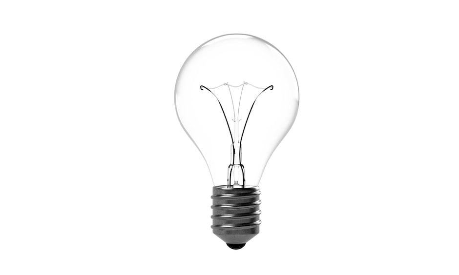 die glühbirne, energie, glühbirne