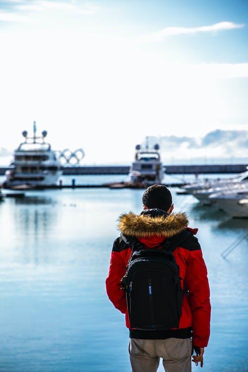 คลังภาพถ่ายฟรี ของ กระเป๋าเป้, กลางวัน, กลางแจ้ง, การท่องเที่ยว