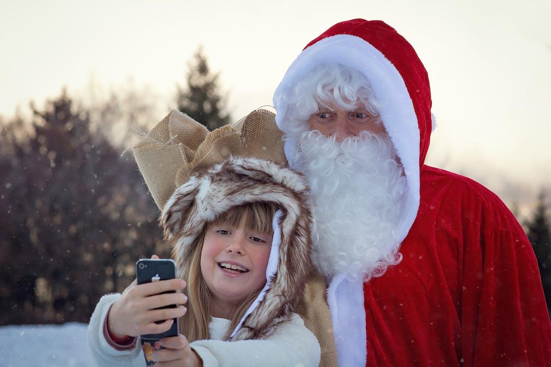 คลังภาพถ่ายฟรี ของ กลางแจ้ง, คน, คริสต์มาส