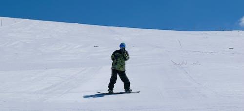Бесплатное стоковое фото с Активный, вершина, веселье, гора