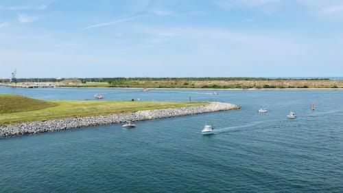açık hava, berrak su, çevre, deniz kenarı içeren Ücretsiz stok fotoğraf