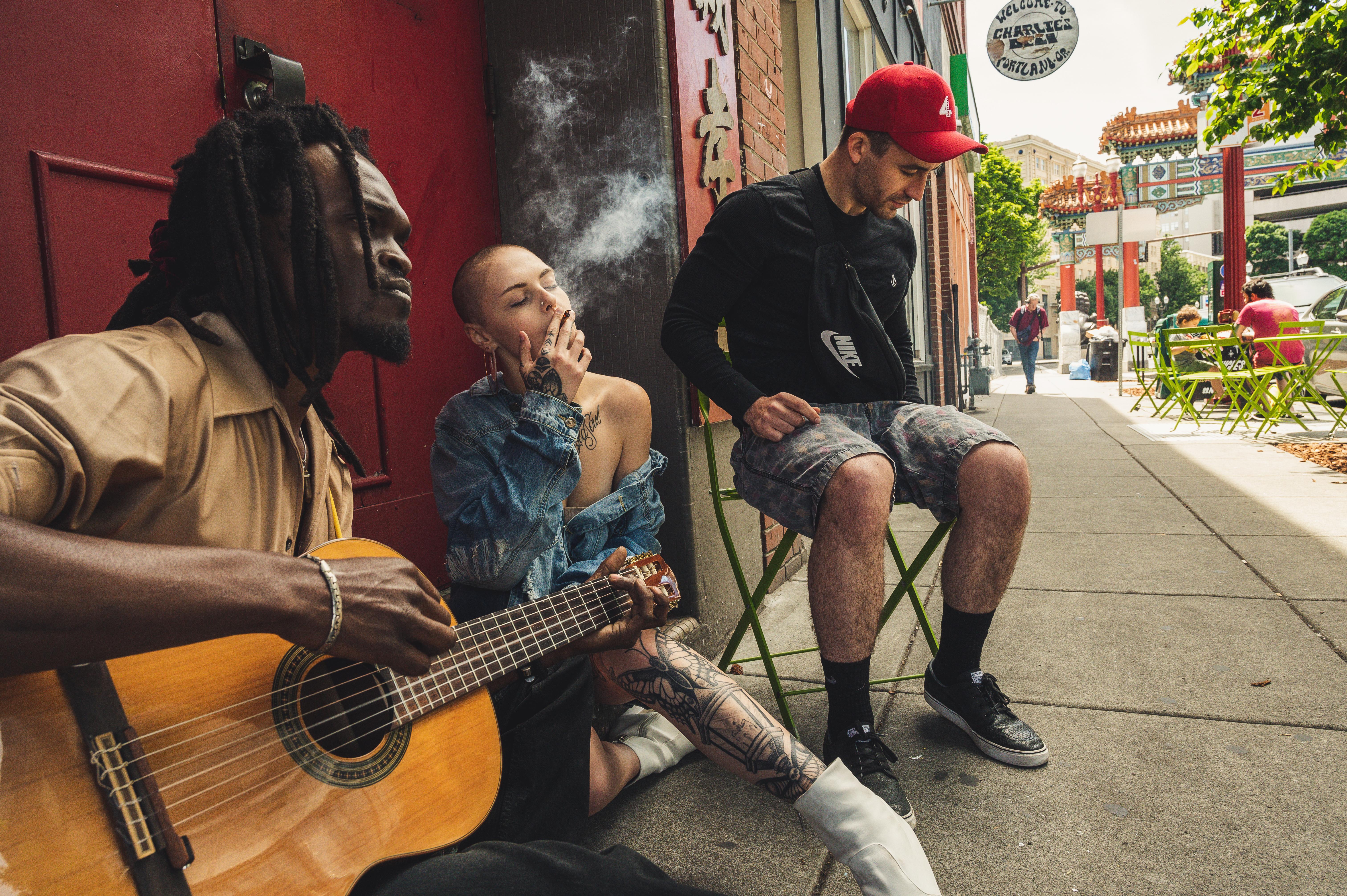 apprendre guitare folk